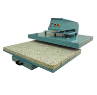 New arrival Automatic Large size Pneumatic Heat Press Machine 40*50cm