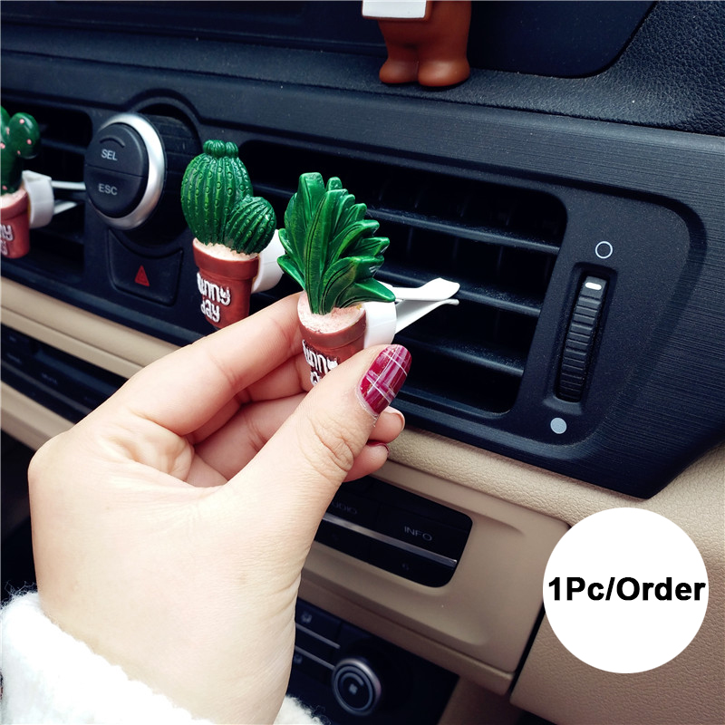 Air Freshener Automobiles & Motorcycles Kind-Hearted New Car Perfume Clip Cartoon 1pc Decor Air Freshener Automobile Air Conditioner Vent Solid Fragrance Smell Diffuser Small Gift At Any Cost