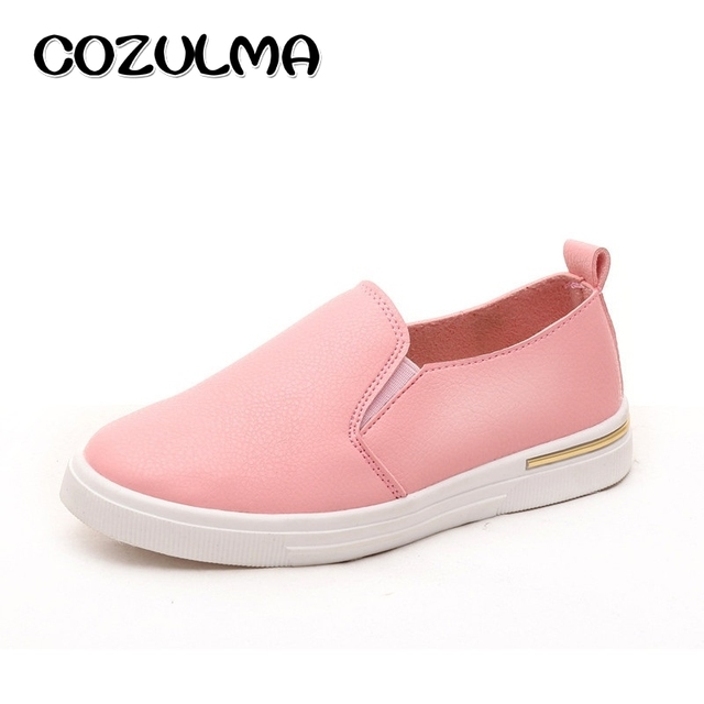 Girls Boys Classic Fashion Sneakers Summer Autumn Style Kids Flat Casual School Shoes