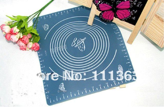 Smart Cake Pastry Fondant Silicone Rolling Mat / Silicone Mat  Size:29cm*26cm