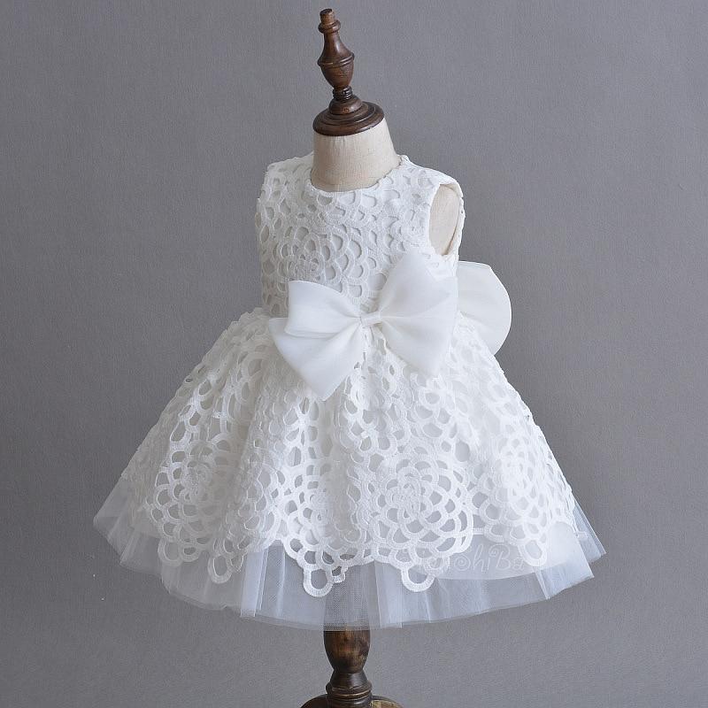 moda bebe meninas vestidos para casamentos aniversario formal da menina branca do bebe roupas roupas de