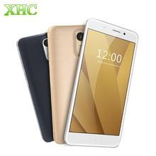 Leagoo M5 плюс 4 г LTE смартфон 5.5 дюймов Android 6.0 MT6737 4 ядра 1.3 ГГц отпечатков пальцев ID dual sim 2 ГБ 16 ГБ OTG Мобильный телефон