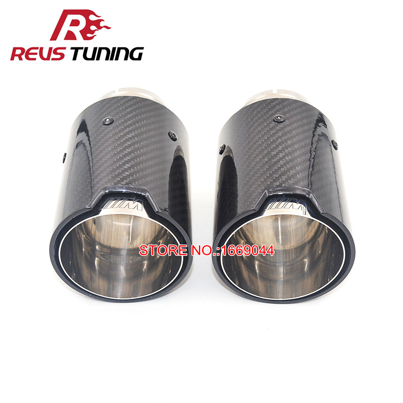 1pair Id 63mm 2 5 Stainless Steel Racing Performance