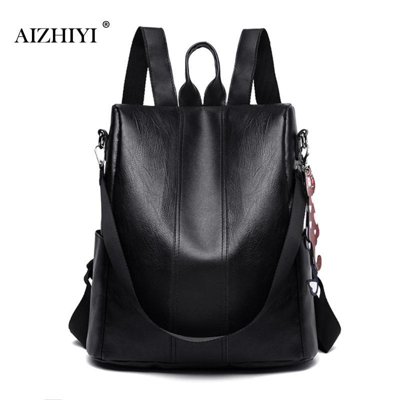Moda multifuncional mochila feminina oxford bagpack feminino anti roubo mochila saco de escola para adolescentes meninas sac a dos