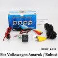 Для Volkswagen VW Amarok/Надежные 2010 ~ 2016 RCA Проводной Или Беспроводной CCD Ночного Видения Камеры Заднего вида/HD Широкоугольный Объектив камера