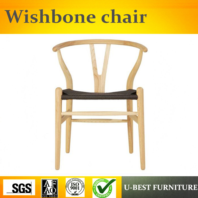 U-BEST Y shape Alban chair bark wegner wishbone style dining chair living room accent armchairs