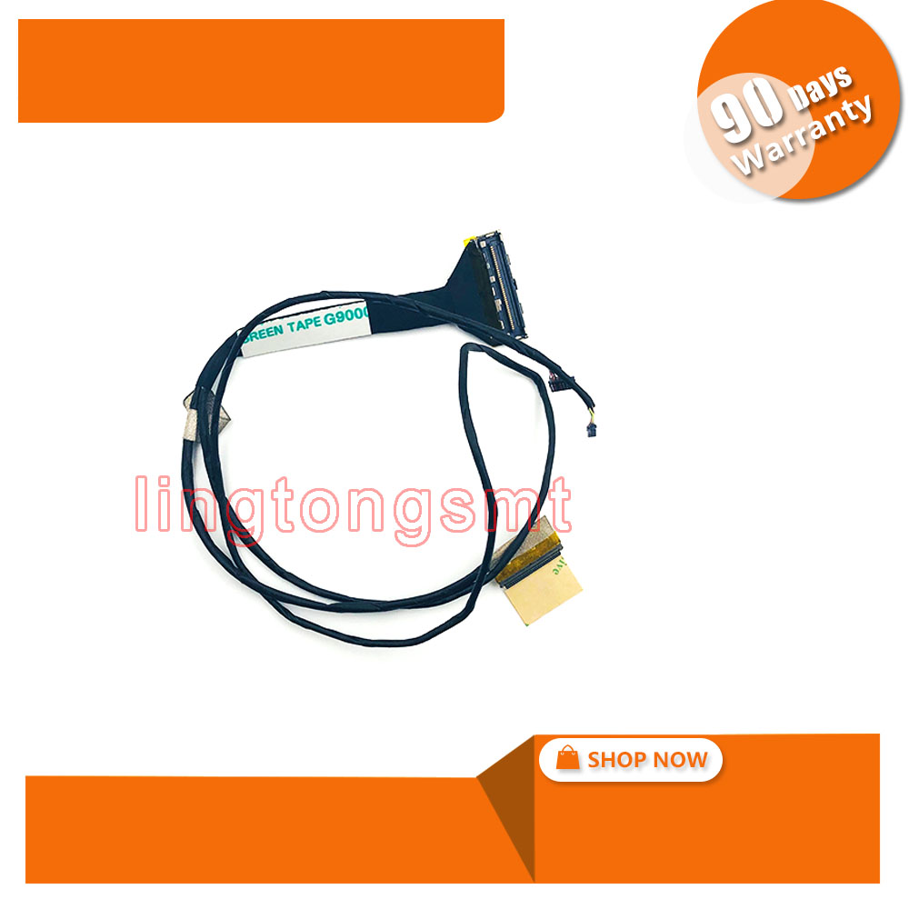 New For Asus Vivobook U303L UX303L UX303LB UX303LA UX303LN UX303LN-8A LVDS LCD Cable DC02C00AG0S 30Pin Touch Screen