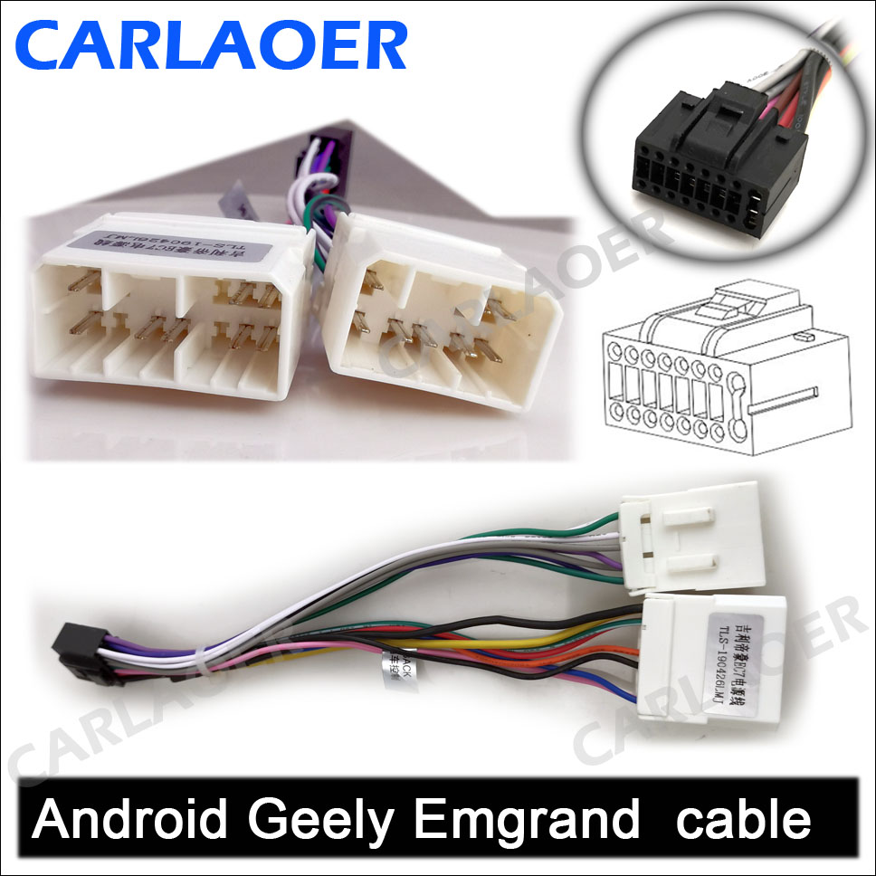 Car Android 吉利帝豪 Cable