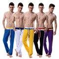 Colores brillantes!! Tejido De Malla transpirable Hombres Duermen Bottoms Pantalones Más El Tamaño S/M/L/XL