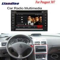 Автомобилей Android для peugeot 307 2004 ~ 2013 gps навигации радио ТВ dvd плеер Аудио Видео Стерео Мультимедиа Системы