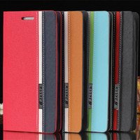 Luxury Book Style PU Leather Wallet Case For Samsung Galaxy I9301 S3 I9300 S III Case