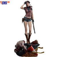 Presale Resident Evil Huntress Claire Redfield 1/4 GK Resin Statue Model (Delivery Period: 60 Days) X521