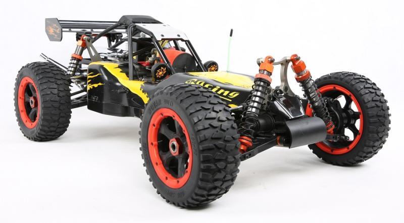 Free Shipping!!! Baja 5B 4WD 27.5CC Engine Gas power remote car RC