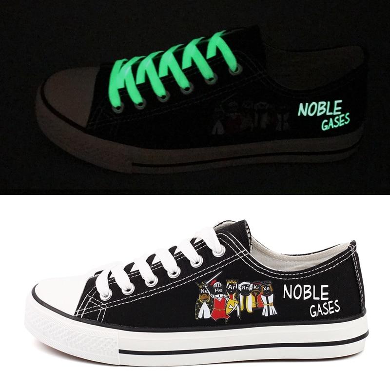 Graffiti De lov Funny diq06h Zapatos Tenis Impreso Casual Único Diseño Regalos Parejas Ciencia 00000 Lona Words Pisos Elemento Para E t O0FwqF