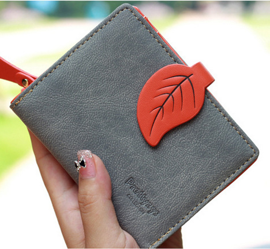 Brand Zipper Coin Pocket Women Wallet Card Holder Ladies Purses Female Wallets Short Carteras High Quality