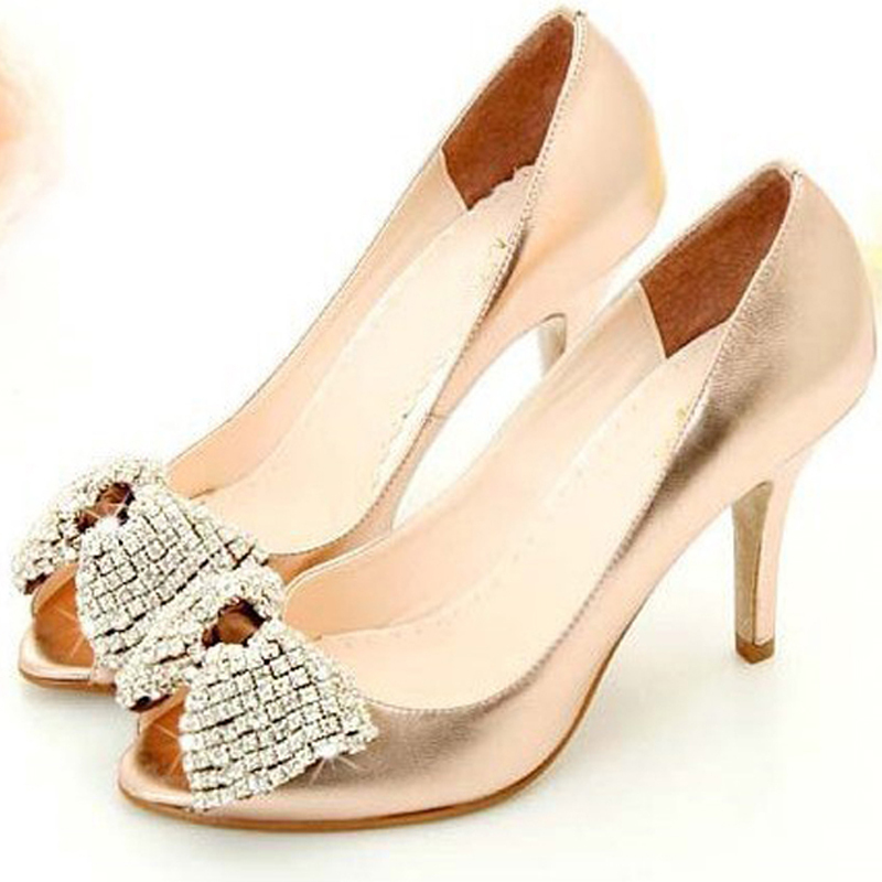 Online Get Cheap Sparkle Gold Pumps -Aliexpress.com | Alibaba Group