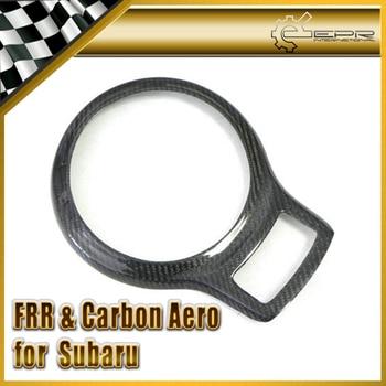 Promotion Car-styling For Toyota BRZ FT86 GT86 Carbon Fiber Gear Surround RHD Fibre Interior Trim Garnish In Stock