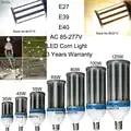 80 Вт Светодиодная кукурузная лампа 5730 чип E40 магнат Алюминиевая СВЕТОДИОДНАЯ Лампа ребра теплоотвод Repalce CFL Гарантия 100% 3 года гарантии