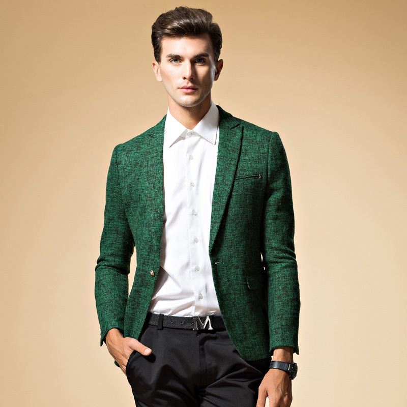 Mens Green Blazer For Sale