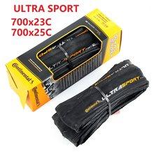 Original Da Estrada de Bicicleta Pneu Ultra Sport2 700 * 23C 700 * 25C Pneus Dobráveis ULTRA SPORT 700*23mm 700*25mm