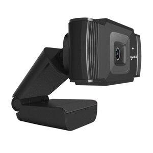 Image 5 - HXSJ nuova webcam HD1080P 30FPS messa a fuoco automatica fotocamera del computer audio USB assorbimento microfono per i computer portatili web cam