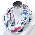 2015 New Fashion dachshund Infinity Scarf women Animal winter shawl chihuahua dog  Loop Scarfs prices in euros  from india