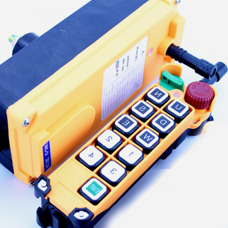 HS-10S Crane Industrial Remote Control Switch HS-10S  wireless transmitter Switch crane hs 1934