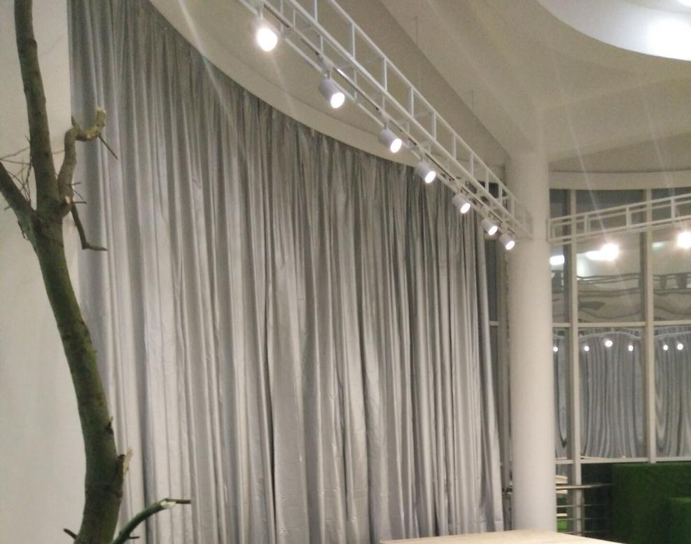 Width 2m Double-sided Coating 100% Blackout Cloth, Sunscreen Fabrics,  Soundproof Curtains Umbrella Material
