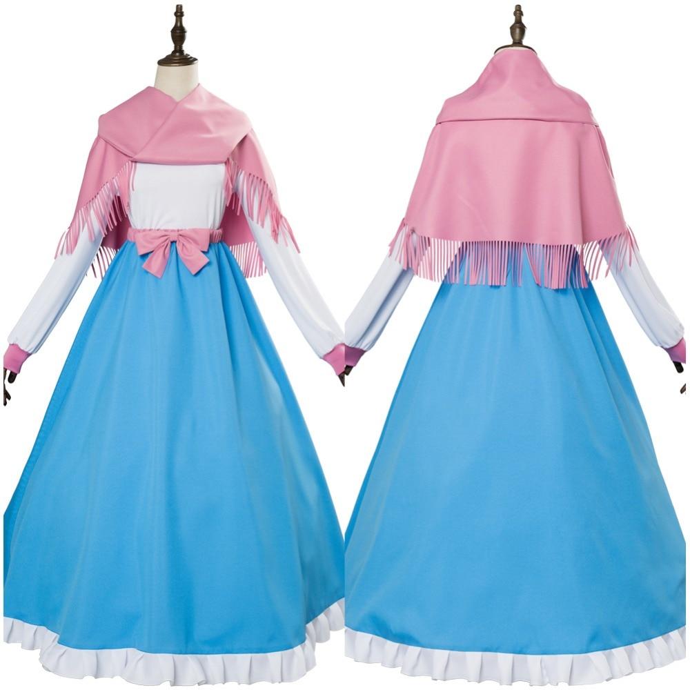 Steins;Gate 0 Shiina Mayuri Cosplay Costume