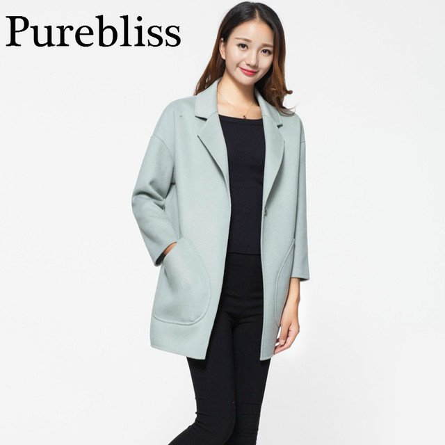 Purebliss 2017 women winter pink camel grey yellow 100 cashmere ...