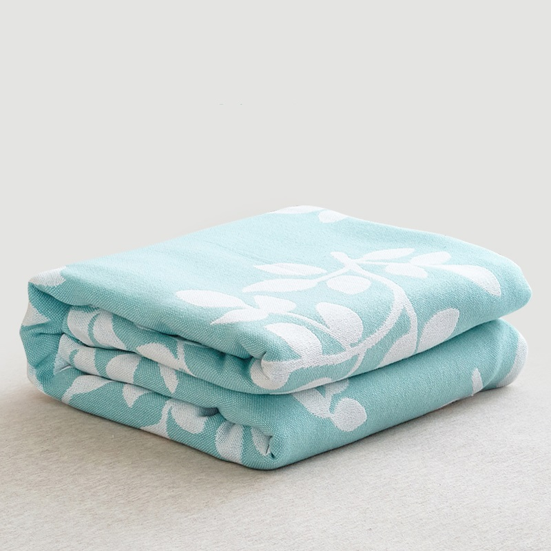 High Quality Muslin Quilt  Air Conditioner Throw Blanket Pure Cotton 2 Layers Quilt Summer Breathable Baby Bedding Sets 200x230High Quality Muslin Quilt  Air Conditioner Throw Blanket Pure Cotton 2 Layers Quilt Summer Breathable Baby Bedding Sets 200x230