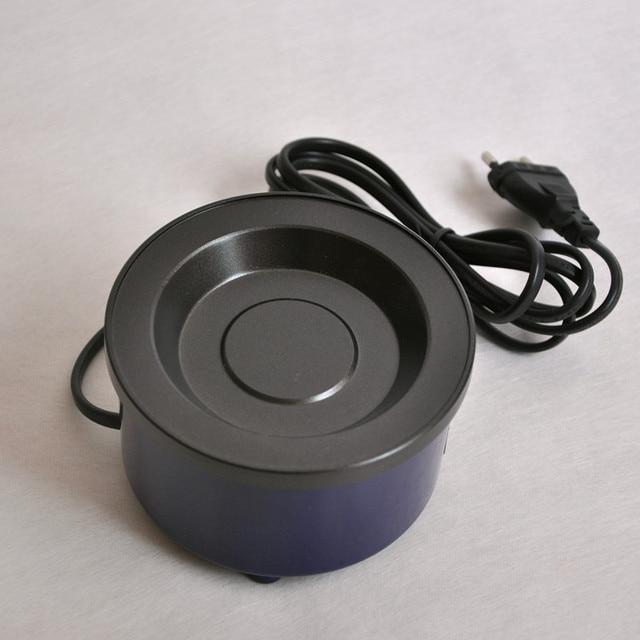 L Size Glue Pot Keratin Fusion Melt Hot Pot Constant Temperature for Hair Extension Professional Salon Extension Tool