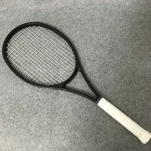 NEW customs 100% carbon fiber tennis racket Taiwan OEM quality tennis racquet 315g Federer black racket