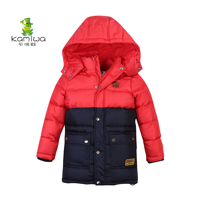 KAMIWA 2017 Boys Winter Jackets and Coats Boys Clothes Down Coats Hooded Thicken Parkas Brand Children Clothing Kids Clothes casual 2016 winter jacket for boys warm jackets coats outerwears thick hooded down cotton jackets for children boy winter parkas
