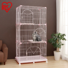 Pet cat cage double triple Queen Villa PEC903902
