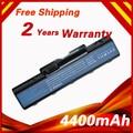 6 celdas de batería portátil para acer aspire 4732 4732z 5332 5517 7315 7715Z Para eMachines D525 D725 E525 E527 E625 E630 E725 G630