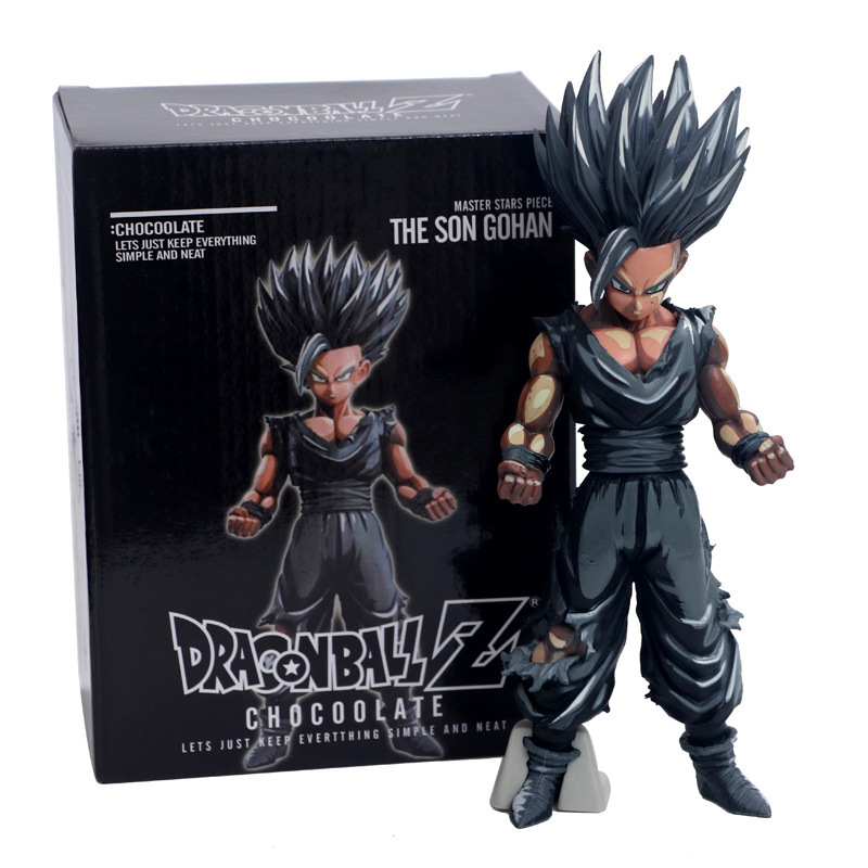 Toys Figure Dragon-Ball-Z Gohan Anime Son-Goku Super-Saiyan PVC Brinquedos