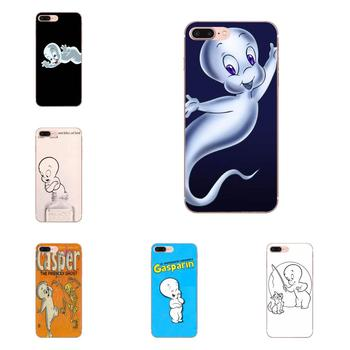 Soft Capa Case Casper & Friends For Xiaomi Redmi Note 2 3 3S 4 4A 4X 5 5A 6 6A Pro Plus image