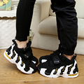 Ultra-light breathable couple shoes 2016 spring and autumn new men's shoes increased female autumn Korean Air shoes men