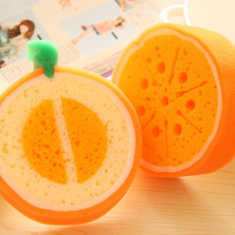 губки для посуды фрукты купить в Китае