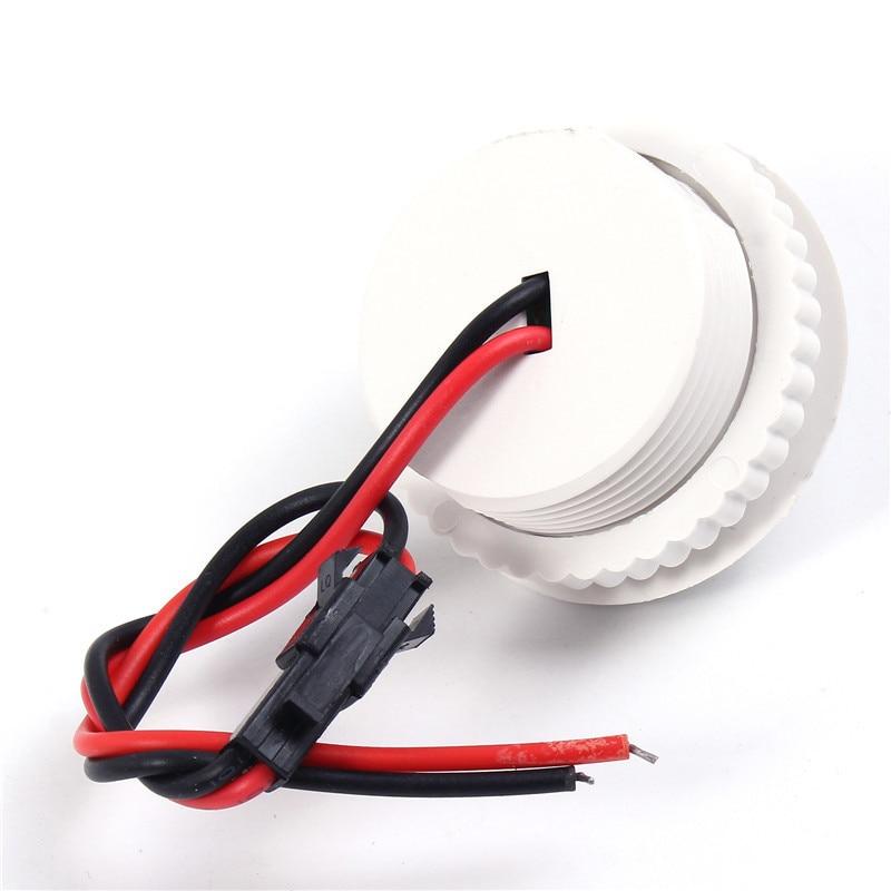 HOT SALE] ANGOOD 220V 50HZ PIR Smart Sensor Detector IR