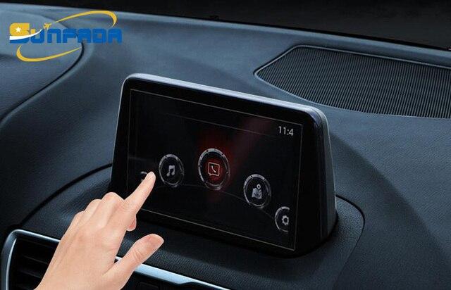Sunfada Auto Navigationsbildschirm Schutzglas Protector Aufkleber