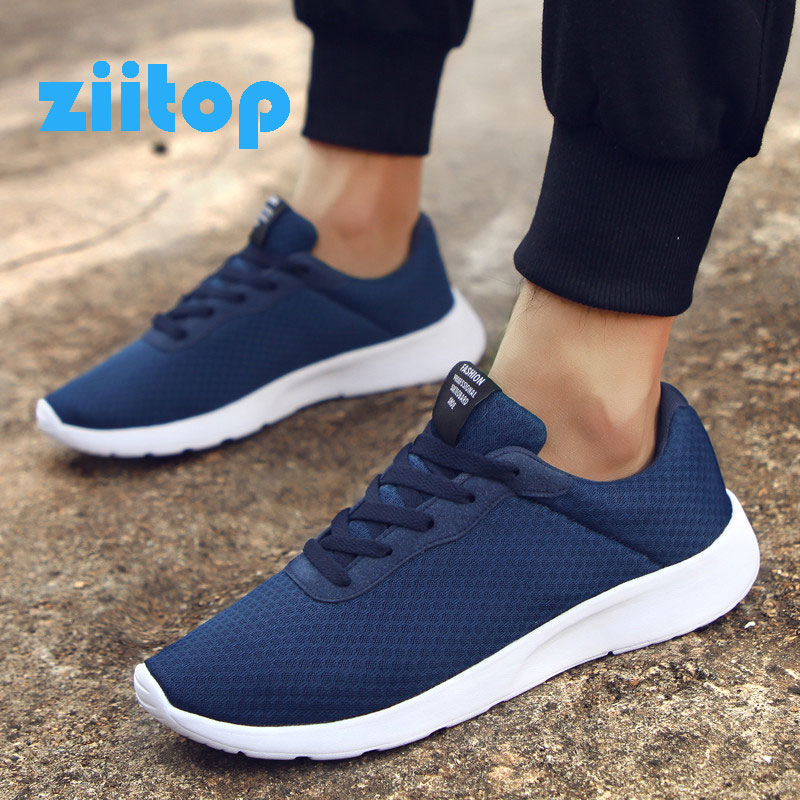Men Running Shoes Basket Sneakers Men Outdoor Sports Shoes For Male Mesh Athletic Trainers Men Walking