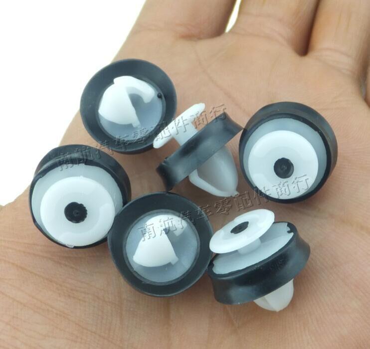 car stickers Car styling Door trim buckle clip For BMW/Opel/Lexus/Skoda/Suzuki/Citroen/Mazda/Seat/Fiat/Lada/Renault/Toyota/Saab