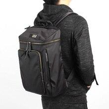 D-парк рюкзак для ноутбука Multi-использование компьютера Рюкзаки Anti-Theft Водонепроницаемый Сумки для Для мужчин Повседневное большой Ёмкость сумки на плечо черный