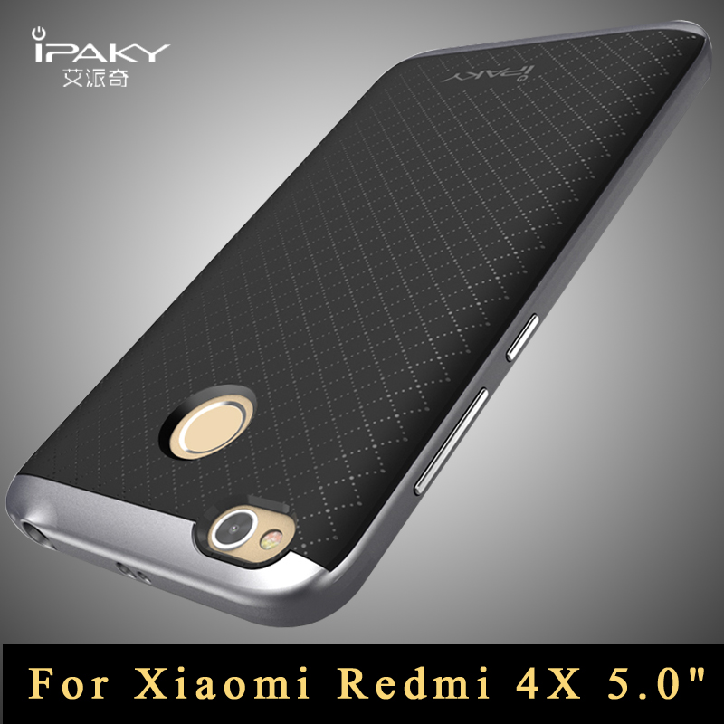 redmi x case Original ipaky Brand luxury xiaomi redmi x case Armor