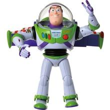 Экшн фигурка из «Истории игрушек» Disney, аниме игрушки для детей, подарок на день рождения, 4 Pixar, Базз, Лайтер, Вуди, форки, инопланетянин, Джесси