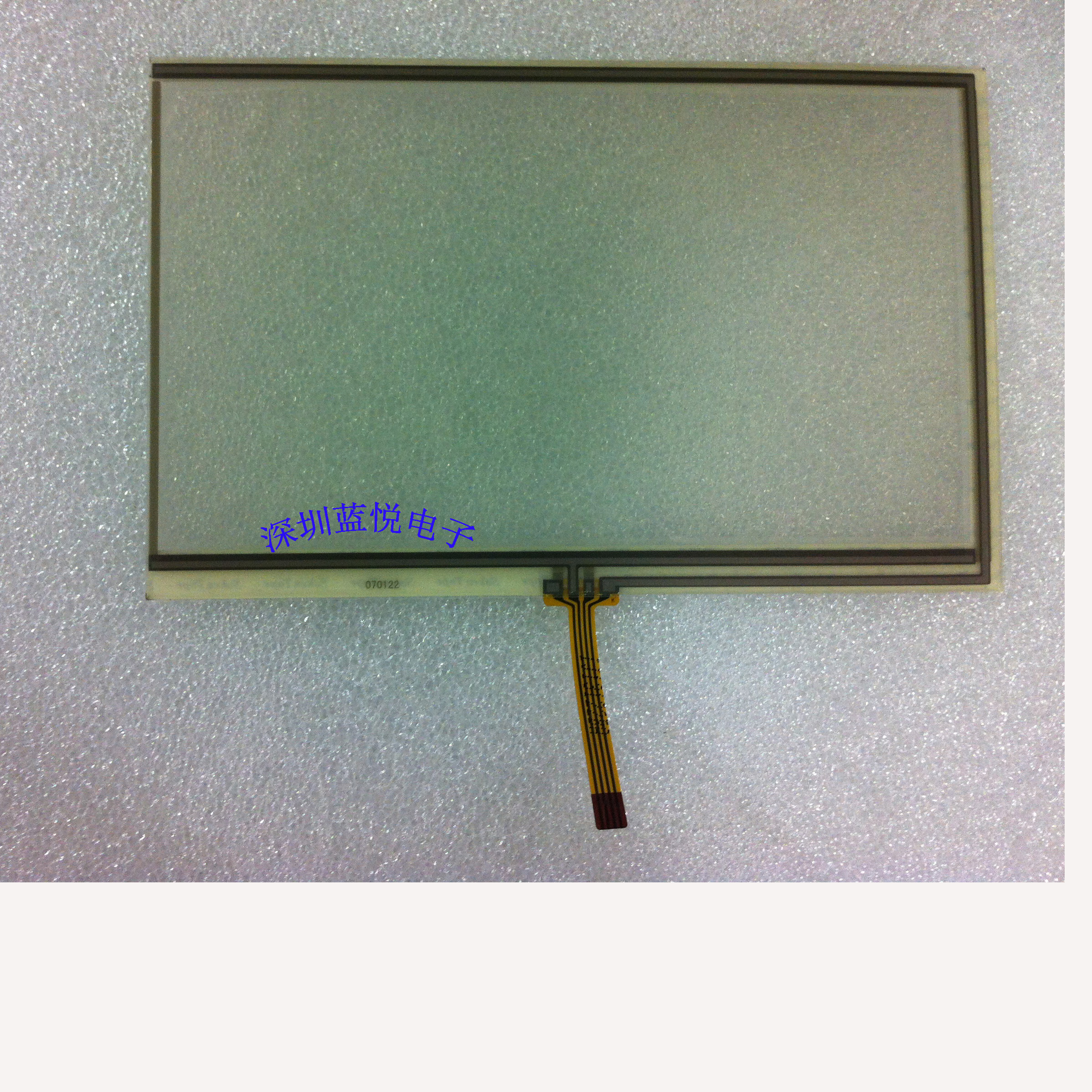 7 four wire resistive touch screen 165 104 adhesive