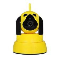 Baby monitor WiFi IP Camera Home Security Camera Wireless Two Way Intercom cute cartoon dog HD720P support Night Vision Camera