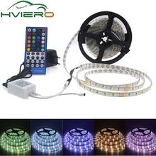 5 м 5050 DC 12 В 5 м RGBW/RGBWW для автомобиля desc waterproof/Non waterproof Light гибкий с 3A мощность и пульт дистанционного управления полный комплект